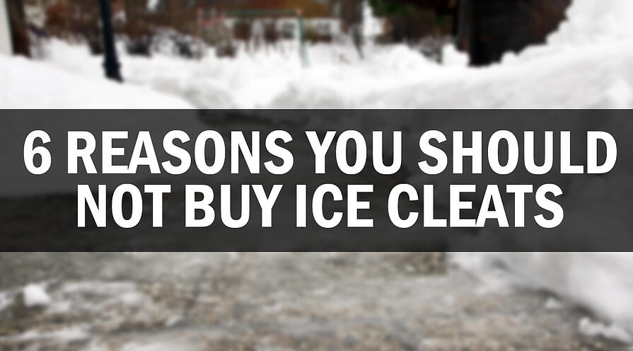 ice cleats you can wear while driving