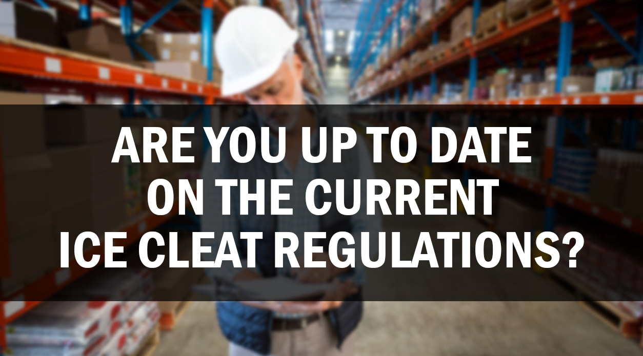 Are You Up to Date on The Current Ice Cleat Regulations?